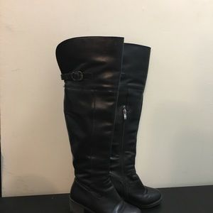 Shoes - Women's real leather boots, size 225cm